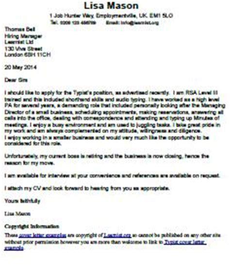 Cover Letter Sample Bridgespan